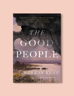 Books Set In Ireland  Irish Novels   Tale Away Books Set In Ireland   The Good People by Hannah Kent  For more books that