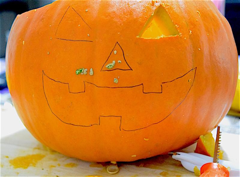 Come Fare La Zucca Di Halloween Tale Madre Tale Figlia