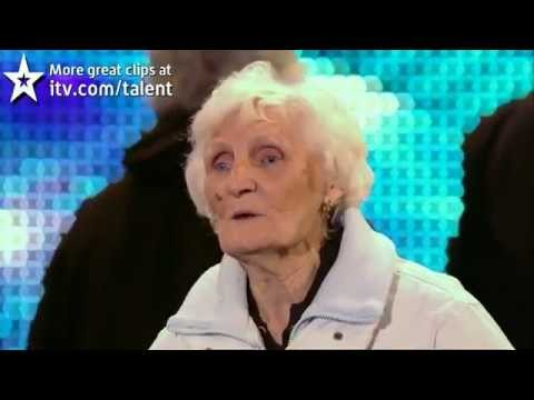 The Zimmers – Britain's Got Talent audition – April 2012