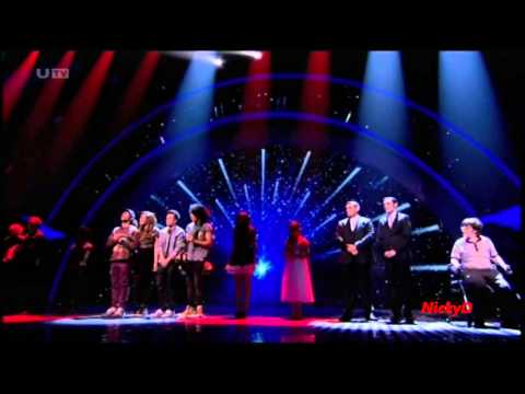 FINAL RESULTS – Britain's Got Talent 2013