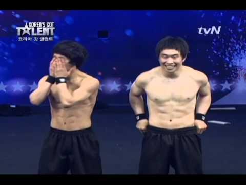Korea's got talent – Taekwondo dance