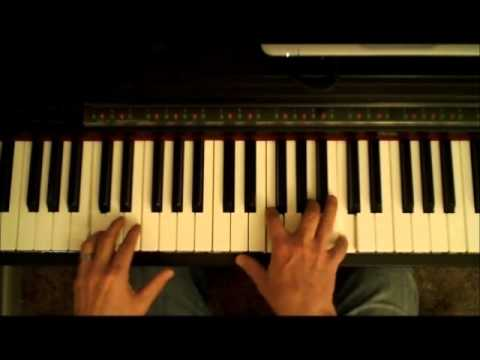 Learn to play Imagine by John Lennon on the piano – EASY!