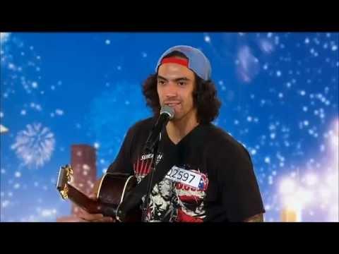Mark Lowndes – Australia's Got Talent 2012
