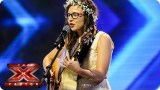 Abi Alton sings original song – Arena Auditions Week 2 — The X Factor 2013