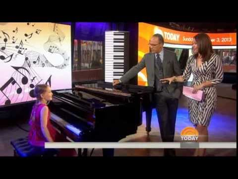 8-Year-Old Piano Prodigy Rejects 'Mozart' Comparison