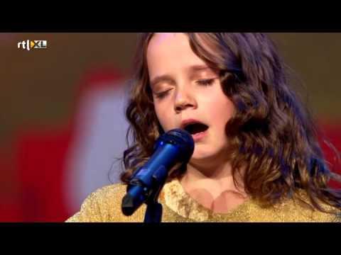 Amira (9) verbijstert iedereen met opera – HOLLAND'S GOT TALENT