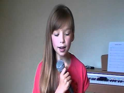 Connie Talbot – Rolling in the Deep – Adele cover / Home Video