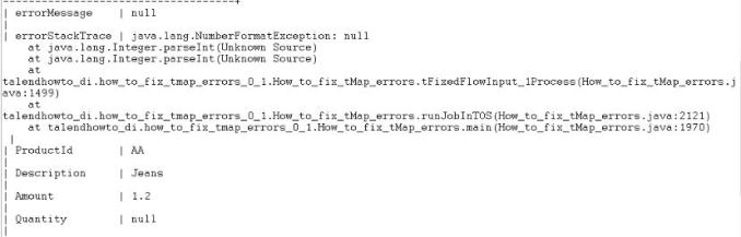 Fix tMap error - tMap_Final_Output