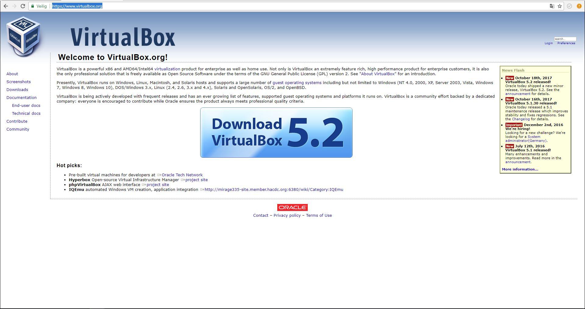 How to install the Hortonworks sandbox on VirtualBox - TalendHowTo
