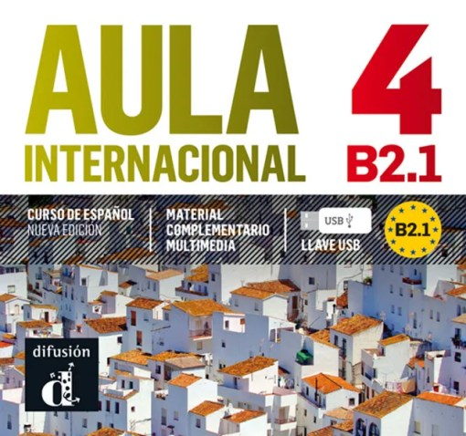 Aula Internacional 4 USB