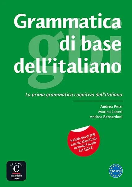 Grammatica di base dell'italiano Italiaans grammatica