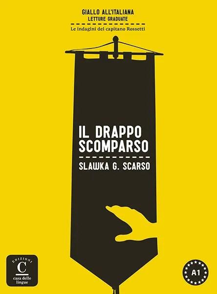 Il drappo scomparso leesboekje Italiaans A1
