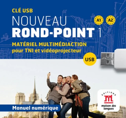Nouveau Rond-Point 1 USB