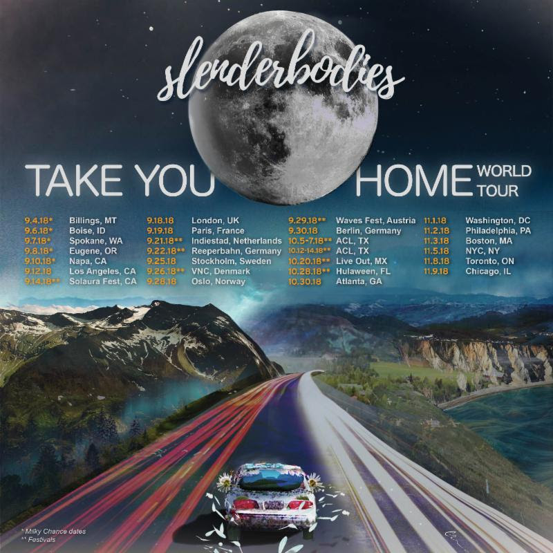 Take You Home Tour