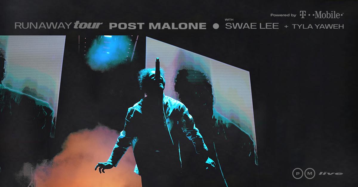 Post Malone Runway Tour