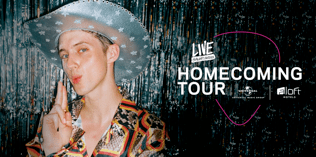 Live at Aloft Hotels Homecoming Tour