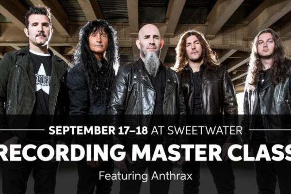 Anthrax & Sweetwater Studios