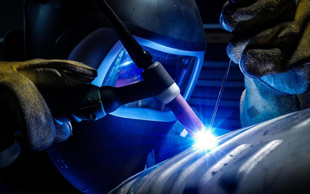 Welding – risky but in demand
