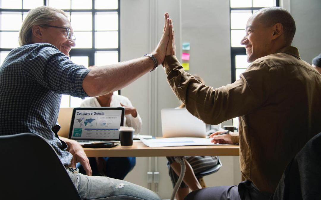 Why people thrive in co-working spaces