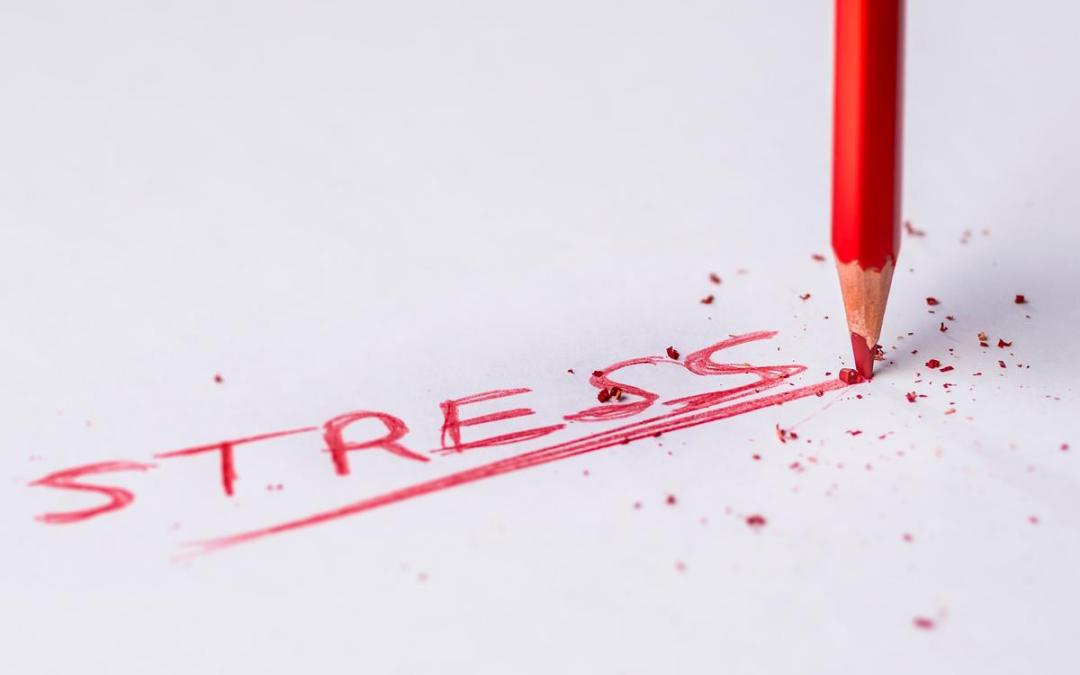 How to handle office stress