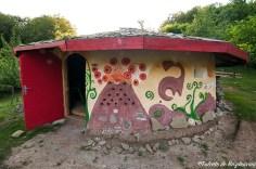 Geoparc Hateg - Casa Vulcanilor