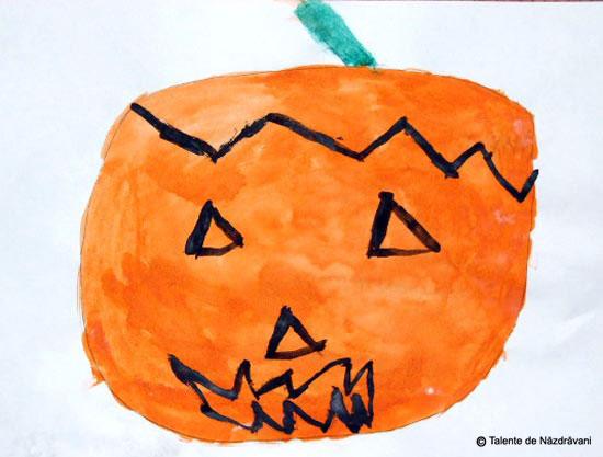 Dovleci de Halloween