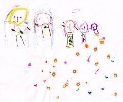 Desen - Familia mea