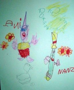 Desen - povești cu Naz și Ani