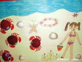 Alexandra B ., Lupeni, clasa IV Un crab mai destept a pus la cale o petrecere de crabi