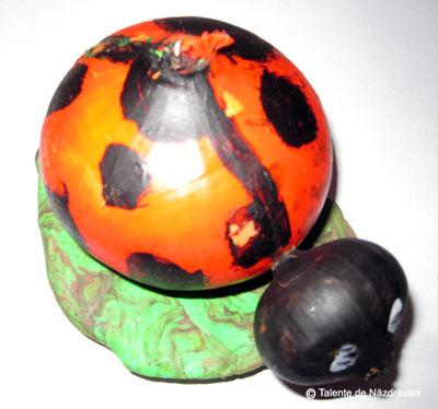 Figurine realizate din ceapă