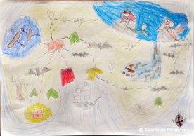 Iris Sabina H., Bucuresti, 6 ani