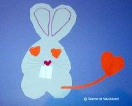 Colaj cu inimioare
