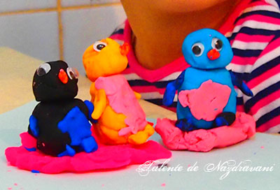 Pinguini - craft idea
