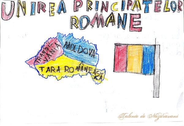 Mădălin G., București, clasa a IV-a