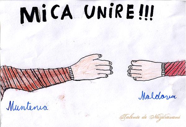 Sabina M., București, clasa a IV-a