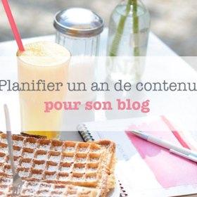 Découvrez mon astuce pour planifier un an de contenu pour son blog ⎟ Talented Girls, conseils business et ondes positives pour les femmes entrepreneures ! www.talentedgirls.fr