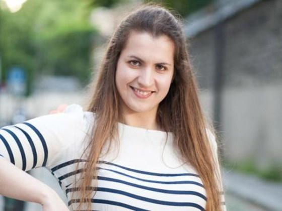 Anne Marie fondatrice Oolution cosmétique bio et naturel interview entrepreneure talented girls