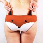 Talented Girls cadeaux de noel culotte renard