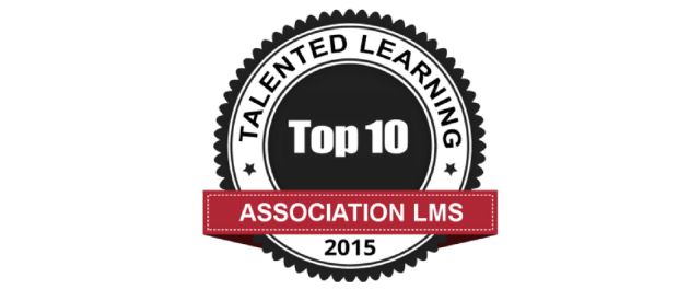 Top 10 association learning solutions in the world - 2015 - according to independent LMS analysts at Talented Learning