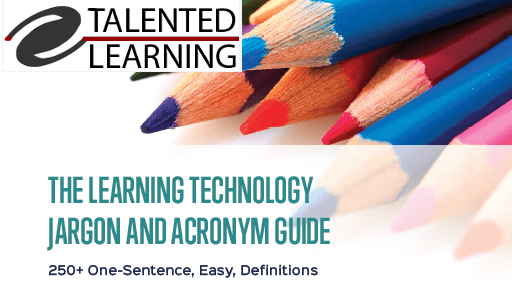 Learning Tech Jargon and Acronym Guide
