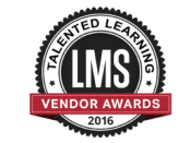 What's the best LMS of 2016? See the LMS Vendor Awards from the independent analysts at Talented Learning