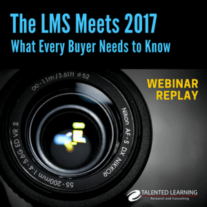 What LMS trends matter most this year? Free webinar replay with independent analyst John Leh