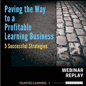 How do you build a profitable learning business that scales? Webinar Replay