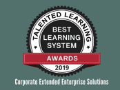 Welcome to the 2019 Learning Systems Awards from Talented Learning! This week we honor winners and finalists in corporate extended enterprise learning