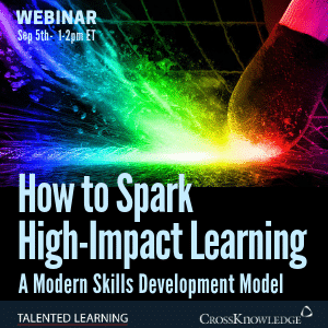 Join our live Webinar: How to Spark High-Impact Learning - a Model for Modern Skills Development