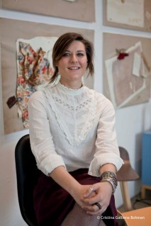 Gaia Lucrezia Zaffarano @Cristina Galliena Bohman