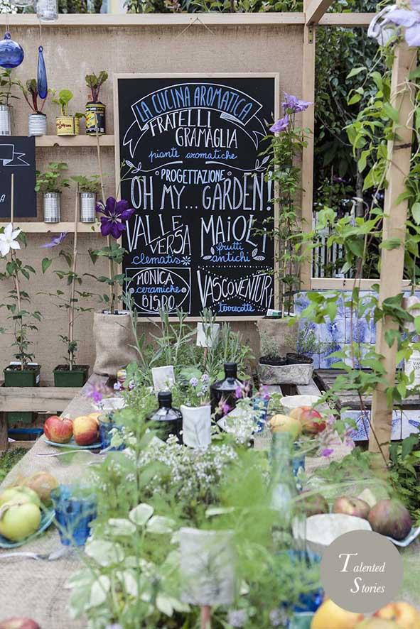 Orticola 2015 I Giardini dei vivaisti @ Cristina Galliena Bohman