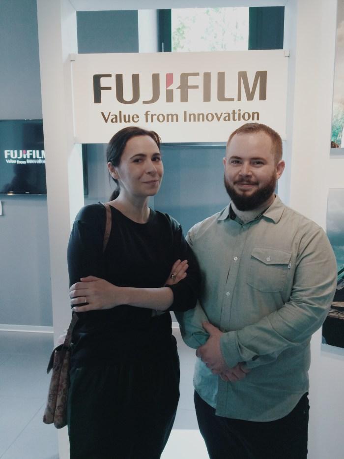 Cristina Celestino con Marco Goran Romano @ Cristina Galliena Bohman