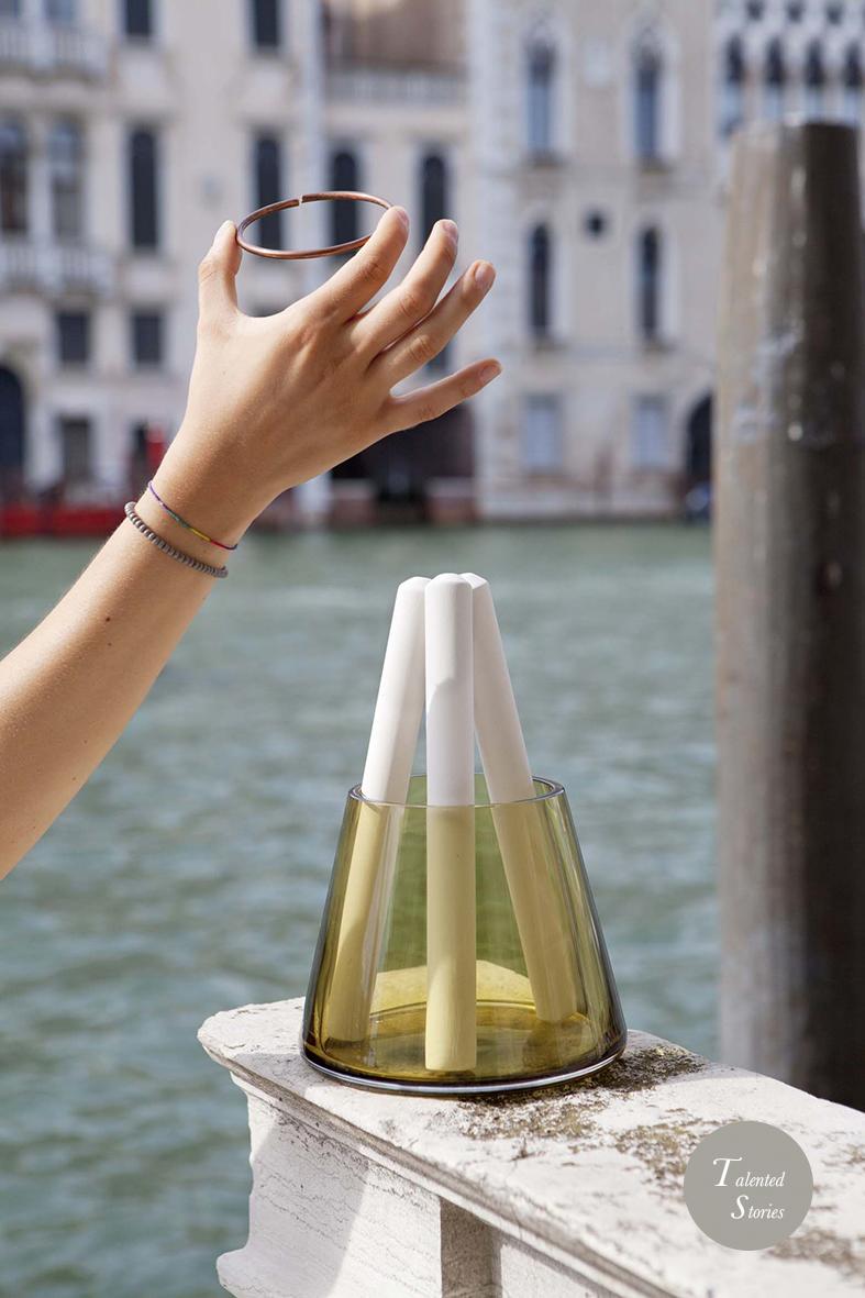 Zanellato Bortotto Acqua Alta Rubelli Murano @ Cristina Galliena Bohman