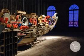 Biennale Venezia 2016 @ Cristina Galliena Bohman Reporting from the front